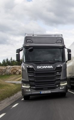 ScaITT distributor of SCANIA in IAA