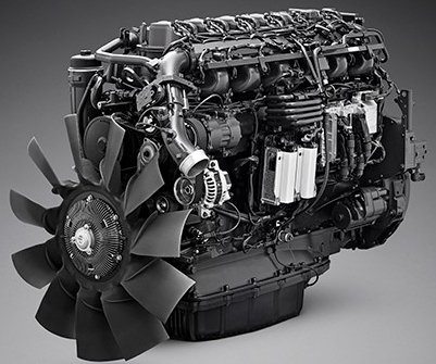 SCAITT: Scania and its awarded G 410 LNG